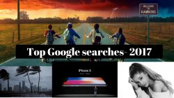 Top Google searches 2017