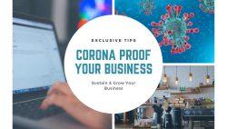 business tips coronavirus